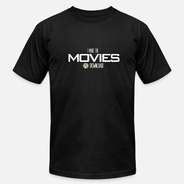 Torrent Download Movie Download - Men's  Jersey T-Shirt