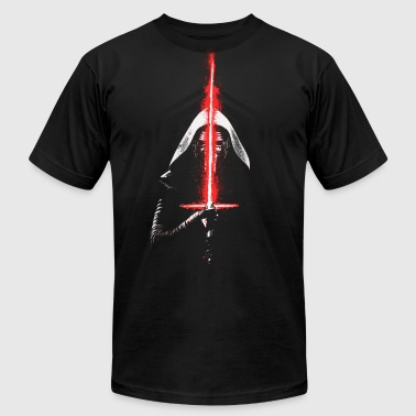 Ren Star Wars Force Awakens Kylo Ren Sith - Men's Fine Jersey T-Shirt