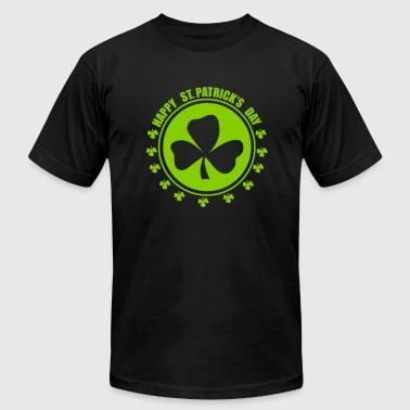 Happy st.patricks days - Men's Fine Jersey T-Shirt