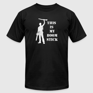 This Is My Boomstick - Men's Fine Jersey T-Shirt