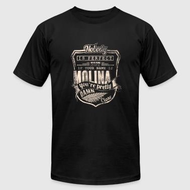 Molina lover - You're pretty damn close to perfe - Men's Fine Jersey T-Shirt