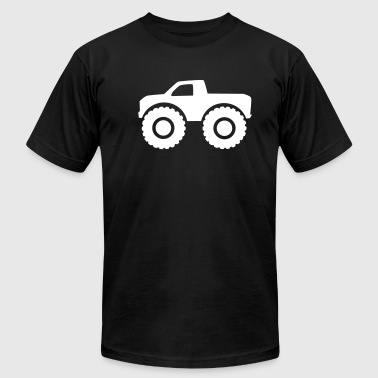 Monster truck - Men's Fine Jersey T-Shirt