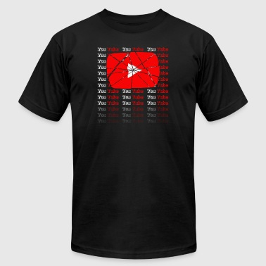 Youtube Video YOUTUBE - Men's Fine Jersey T-Shirt