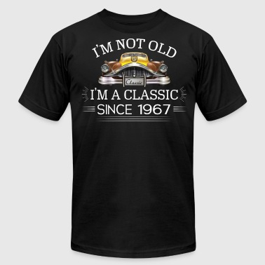 Classic since 1967 - Men's Fine Jersey T-Shirt
