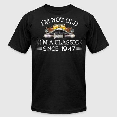 Classic since 1947 - Men's Fine Jersey T-Shirt