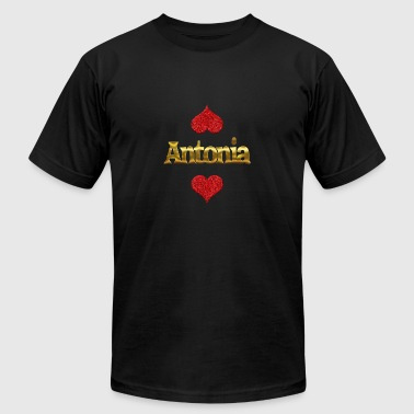 Antonia - Men's Fine Jersey T-Shirt