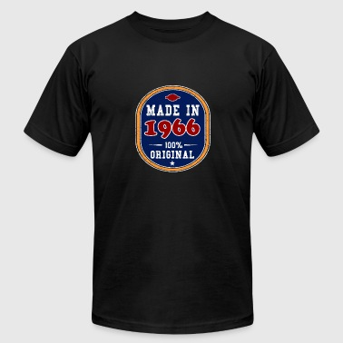 Funny Made In 1966 Made in 1966 - 100% Original - Men's Fine Jersey T-Shirt