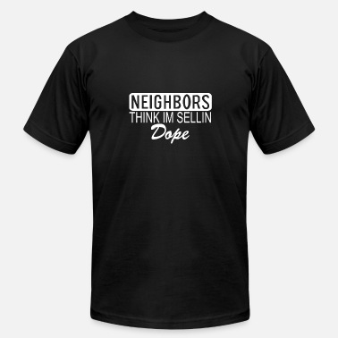 Neighbor Neighbors - Men's Fine Jersey T-Shirt