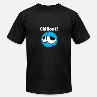 Chillout Chillout T-Shirt - Men's Fine Jersey T-Shirt