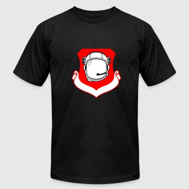 Space Helmet space helmet - Men's Fine Jersey T-Shirt