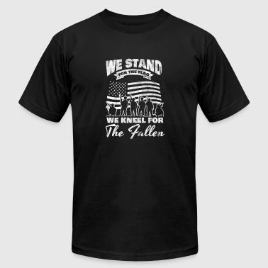 Veteran Day Clothing Shirt for veterans day as a gift - Men's Fine Jersey T-Shirt