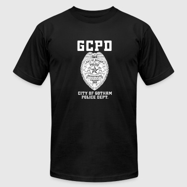 Gotham City Police Department GCPD City Of Gothan Police Dept TShirt - Men's Fine Jersey T-Shirt