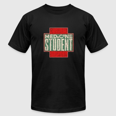No Life Medicine Student Medicine Student funny Quote Gift idea Med - Men's Fine Jersey T-Shirt