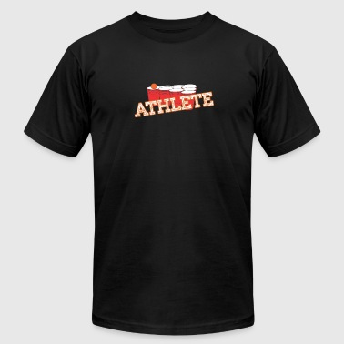 Drinking Games Athlete - Men's Fine Jersey T-Shirt