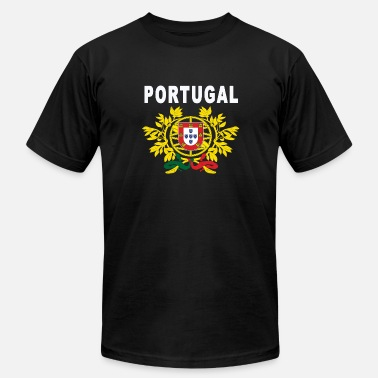 Portugal Designs Portugal grand seal design - Men's  Jersey T-Shirt