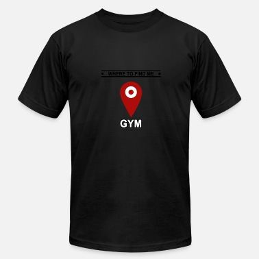 Gyms Gym Gym Gym - Men's Fine Jersey T-Shirt