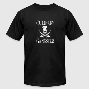 Culinary Gangster Kitchen Chef - Men's Fine Jersey T-Shirt