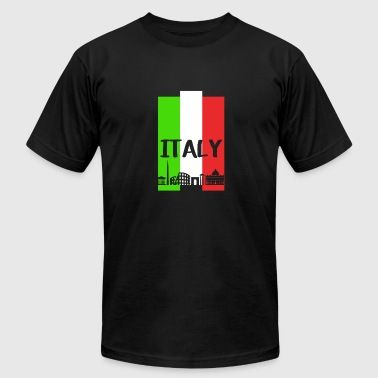 Made In Italy ITALY - Men's Fine Jersey T-Shirt