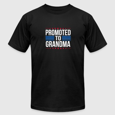 First Time Mother Promoted to Grandma Mothers Day First Time Grandma - Men's Fine Jersey T-Shirt