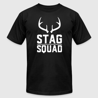 Stag Stag Squad - Men's Fine Jersey T-Shirt