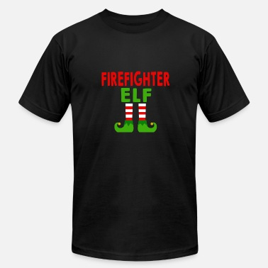 firefighter christmas gift firefighter elf shirt firefighter christmas gifts mens
