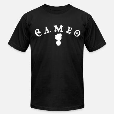 Record Label Dj Cameo Records vintage record label - Men's Fine Jersey T-Shirt