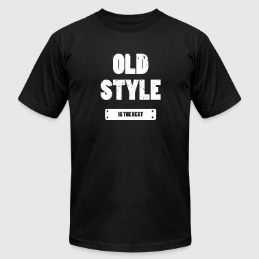 Old Style T-Shirt - Men's Fine Jersey T-Shirt