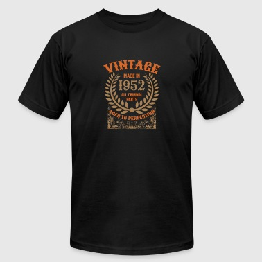 Vintage Made In 1952 All Original Parts - Men's Fine Jersey T-Shirt