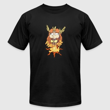 Praise the sun - Men's Fine Jersey T-Shirt
