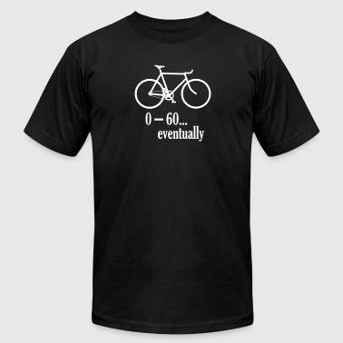 0 to 60 - Men's Fine Jersey T-Shirt