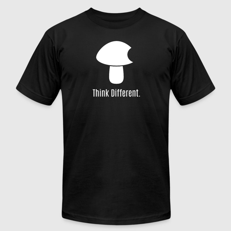 Think Different. - Men's Fine Jersey T-Shirt