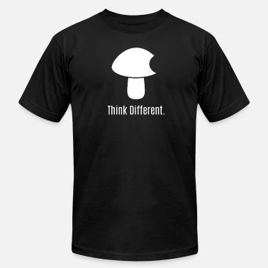 90s Satire Think Different. - Men's Jersey T-Shirt