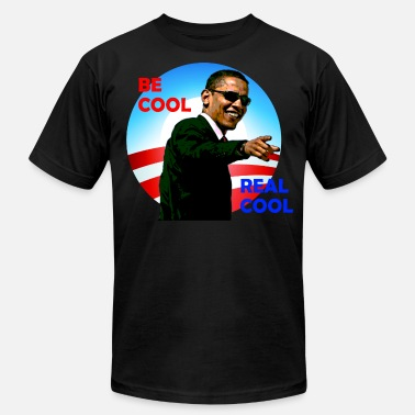 Cool Obama Be Cool B. Obama - Men's  Jersey T-Shirt