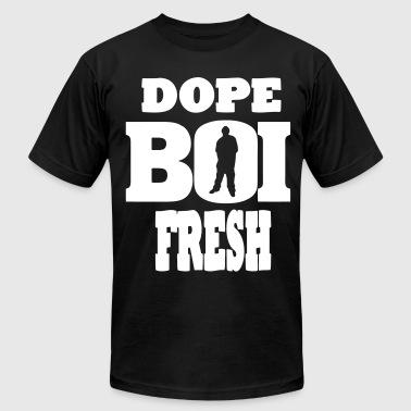 DOPE BOI FRESH - Men's Fine Jersey T-Shirt