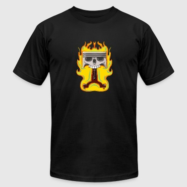 Hot Piston - Men's Fine Jersey T-Shirt