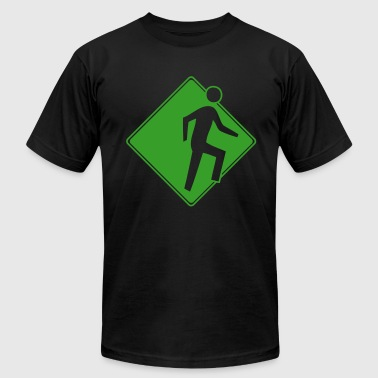 Shufflin shufflin out - Men's Fine Jersey T-Shirt