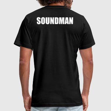 Soundman SOUNDMAN - Men's Fine Jersey T-Shirt