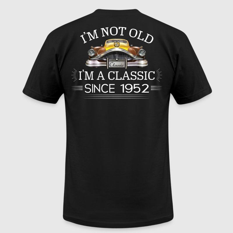 Classic since 1952 - Men's Fine Jersey T-Shirt