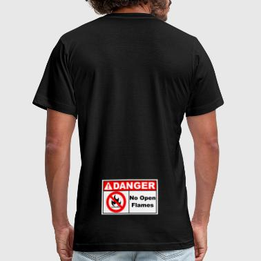 Booty Boys Booty Danger - Men's Fine Jersey T-Shirt