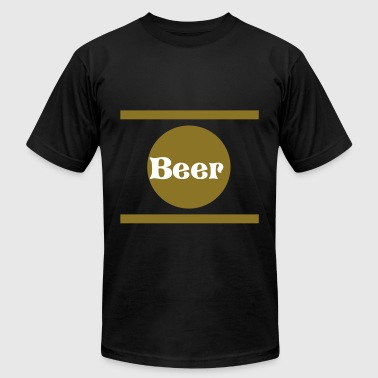 Beer or Soda Can - Men's Fine Jersey T-Shirt