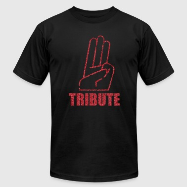 Tribute - Men's Fine Jersey T-Shirt