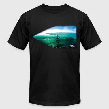 Wave Line 5 - Men's Fine Jersey T-Shirt