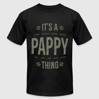 Gift for Pappy - Men's Fine Jersey T-Shirt
