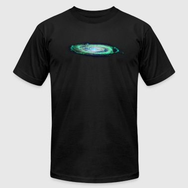 The Milky Way - Men's Fine Jersey T-Shirt