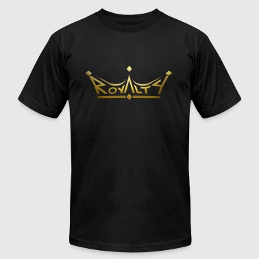 royalty premium - Men's T-Shirt by American Apparel