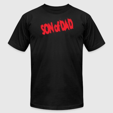 Son of Dad - Men's Fine Jersey T-Shirt