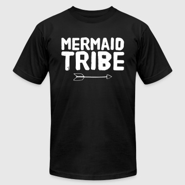 Mermaid Tribe - Men's Fine Jersey T-Shirt