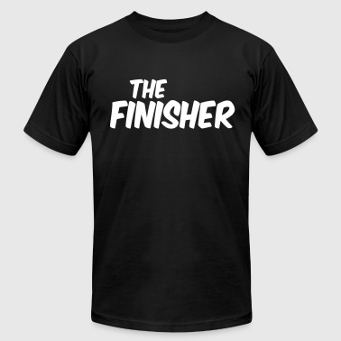 THE FINISHER - Men's Fine Jersey T-Shirt