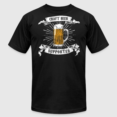 Craft Beer/Craft Brewery/Craft Brewing/Beer - Men's Fine Jersey T-Shirt