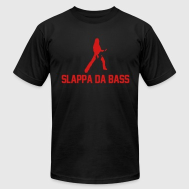 Slappa Da Bass - Men's Fine Jersey T-Shirt